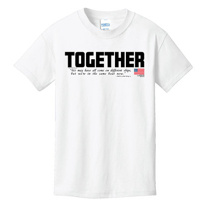 Together 2020 - Youth T-Shirt (PC54Y)