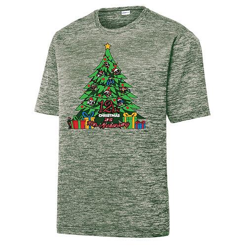 12Ks of Christmas - 10th Anniversary Tree (ST390)