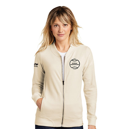 USTA National Championships - Ladies Lightweight French Terry Bomber (LST274)