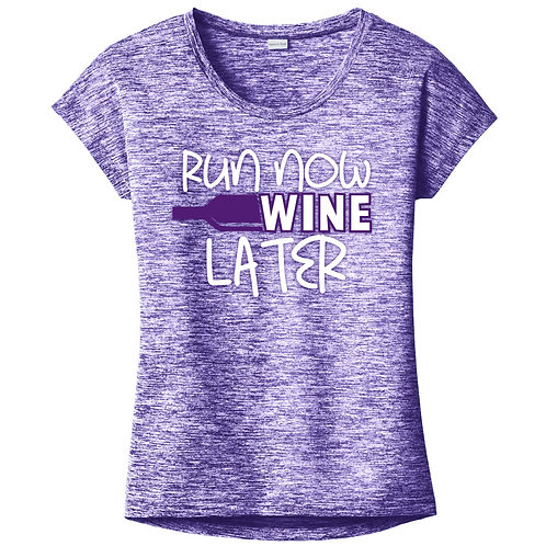 Run Now Wine Later (LST390)
