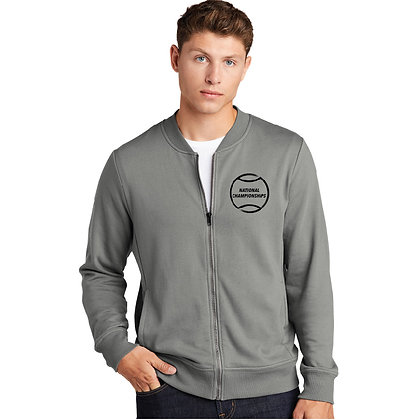 USTA National Championships - Lightweight French Terry Bomber (ST274)