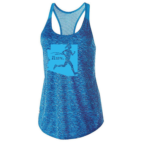 Run AZ Womens Tank Top (222733)