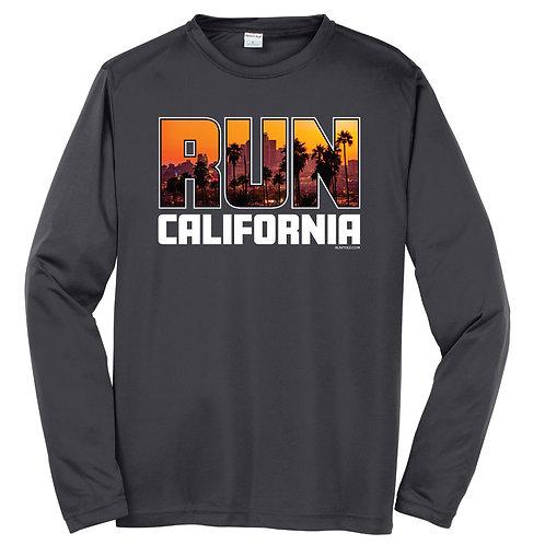 Run California Mens Long Sleeve (ST350LS)