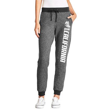 Run California Womens Sweatpants (9801)