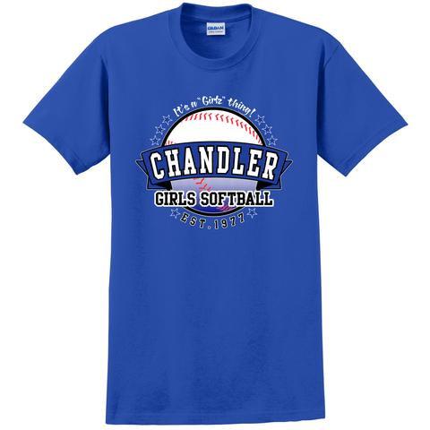 Youth Chandler Softball T-Shirt (G200)
