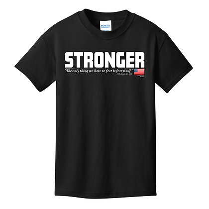 Stronger 2020 - Youth T-Shirt (PC54Y)