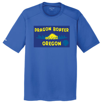 Oregon Dragon Boater Mens Tee (ST380)