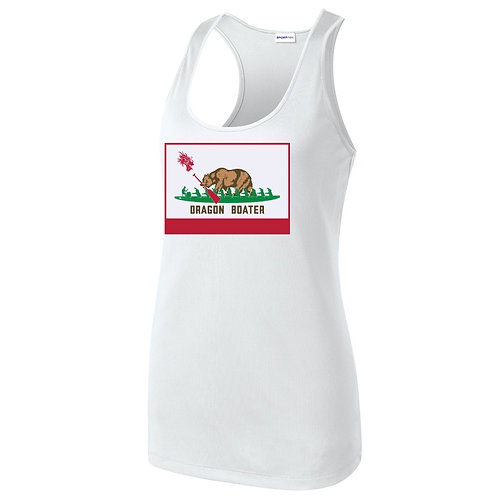 California Dragon Boater Womens Tank (LST356)