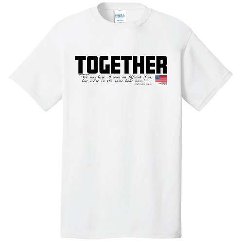 Together 2020 - Adult T-Shirt (PC54)