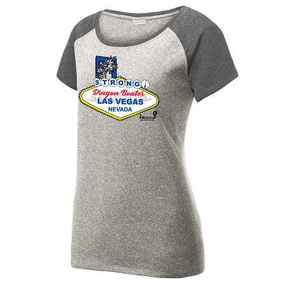 Rose Regatta Womens Vegas Strong Tee (LST362)