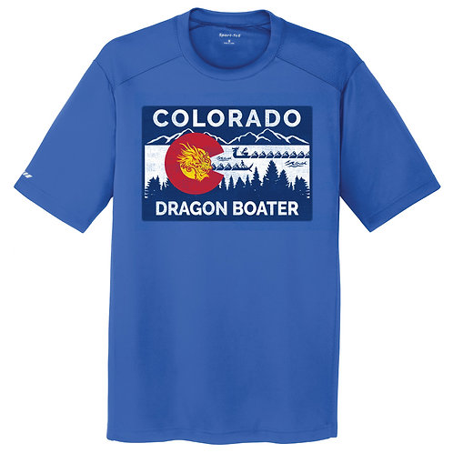 Colorado Dragon Boater Mens Tee (ST380)