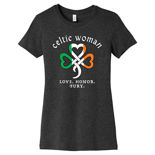 Celtic Woman Ladies Tee (BC6004)