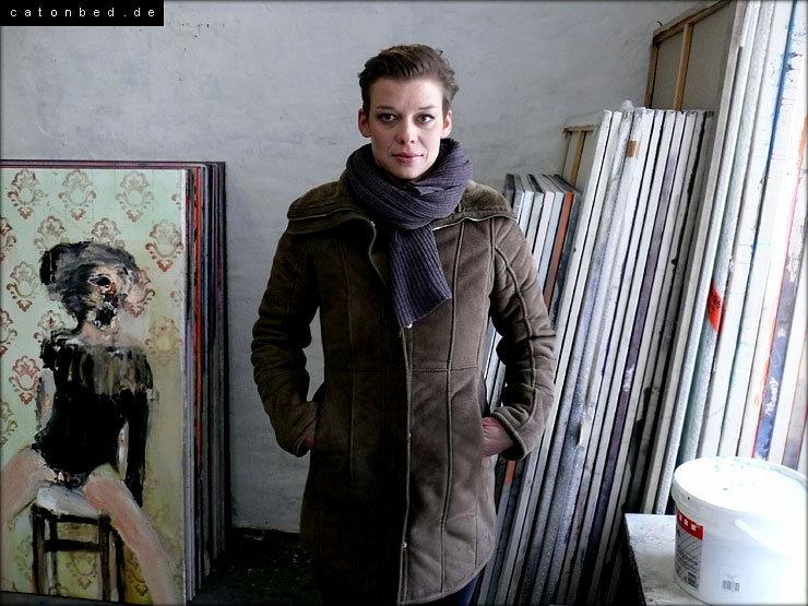 Regina Nieke 2011Artist Interview