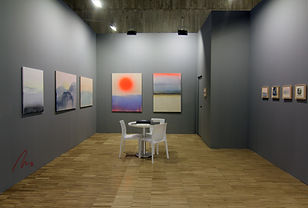 Regina Nieke Solo Show at ARTESANTANDER XXV International Contemporary Art Fair Spain