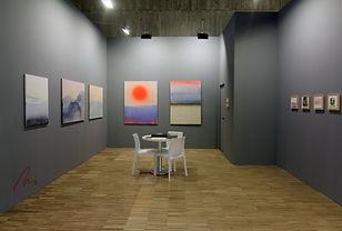 Regina Nieke Solo Show at ARTESANTANDER XXV International Contemporary Art Fair Spain