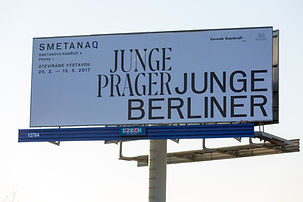 Regina Nieke at Junge Prager Junge Berliner Cermak Eisenkraft