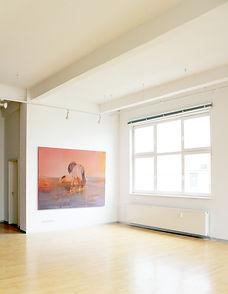 Regina Nieke at Kunst am Spreeknie festival of fine and applied arts