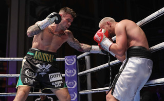 Boxing for MTK Global