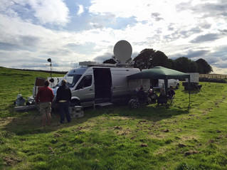 BBC Hat-Trick for Televideo