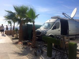 HD9 Delivers BBC's Ibiza 20 Coverage