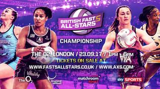 Netball and Basketball for Sky Sports