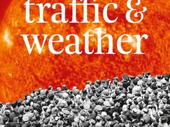 Newest Switchback author Jennifer Tamayo on Marcella Durand's Traffic & Weather