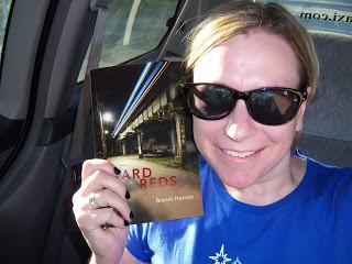 Brandi's Hard Reds!
