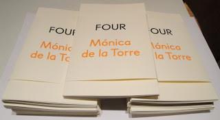 New: Mónica de la Torre's FOUR