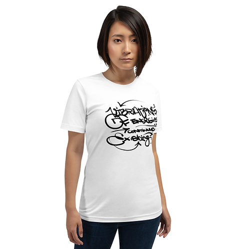 'Vibrations' Unisex T-Shirt