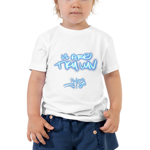 """Tru Luv"" Toddler Short Sleeve Tee"