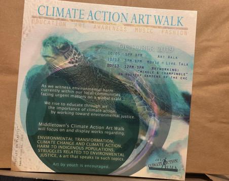 Turtles on Plastic (invitation)