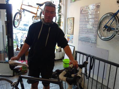 Gratis sykkelvedlikeholdskurs i juli.