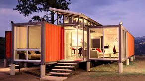Shipping Containers to Container Houses