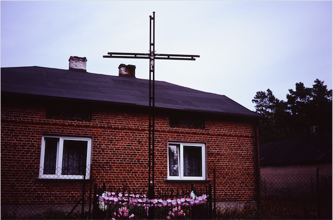 CROSS AND HOUSE