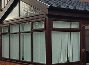 Oak Rosewood Conservatory
