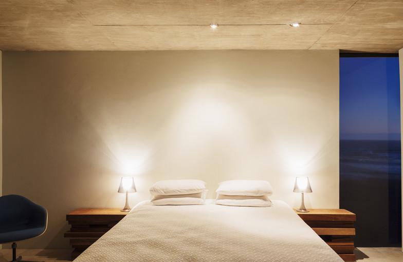 Habitación luminosa