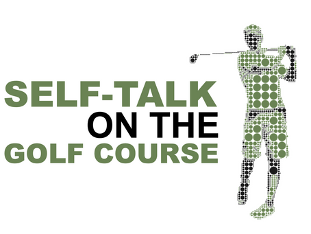 Controlling that little voice in the back of your mind on the golf course.
