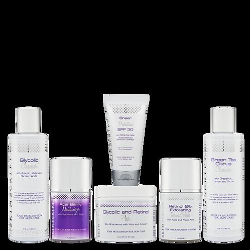 Rosacea / Sensitive Skin Kit