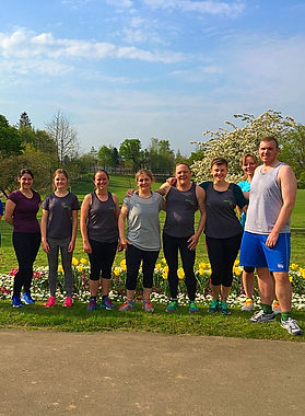 Running courses and training in Haywards Heath Sussex
