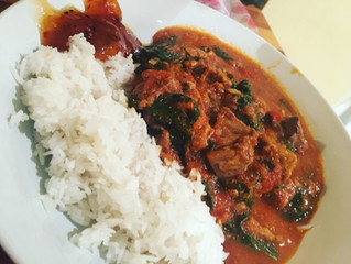 Coach T Lamb Curry - Free recipe from UltraCore Fitness