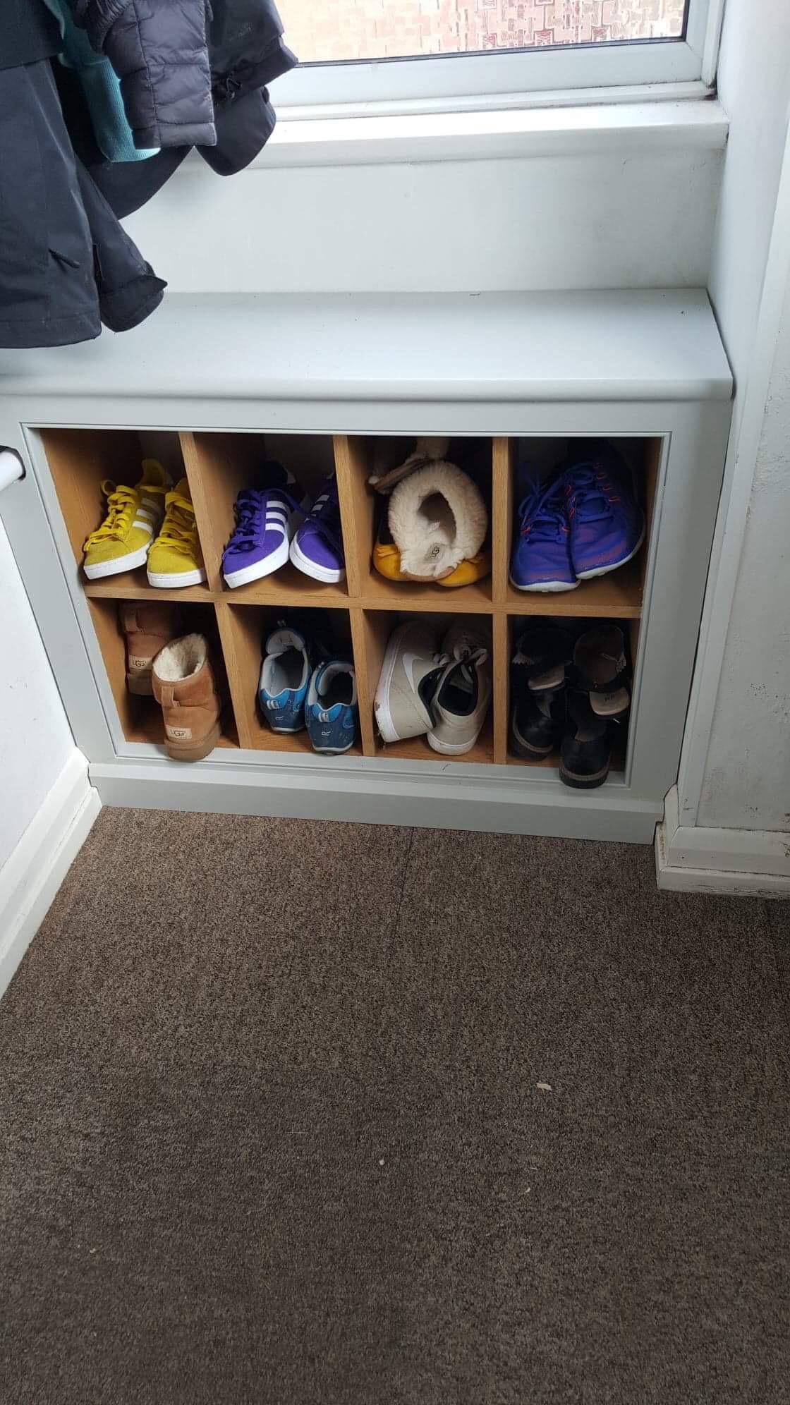 Shoe store - Handyman