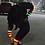 Thumbnail: Nylon Led Flashing Armband Safety Night Running Reflective Belt Wrist Strap