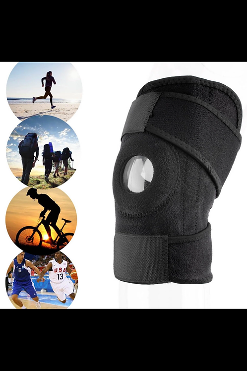 Adjustable Sports Training Elastic Knee Support