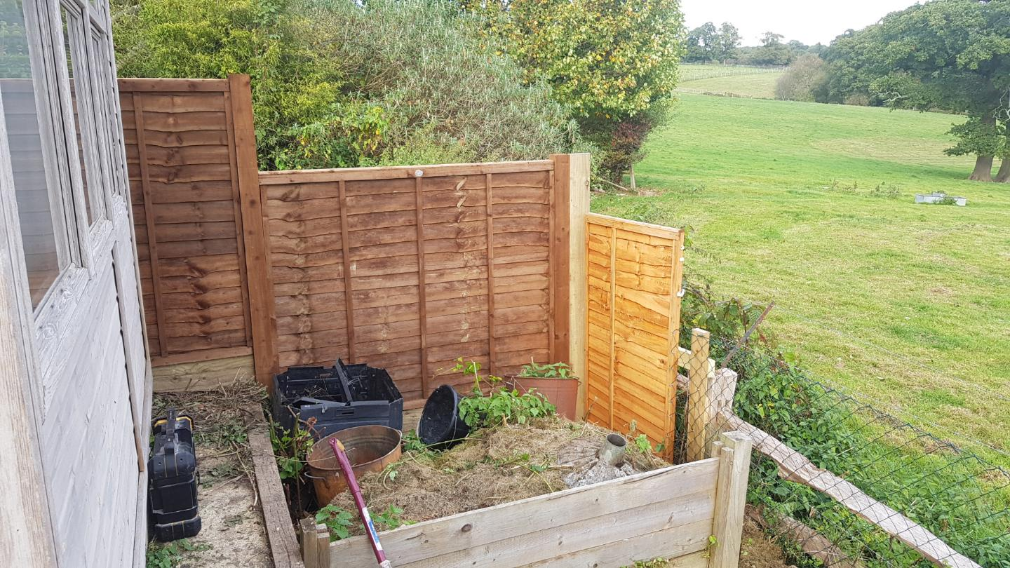 Fence repair haywards heath