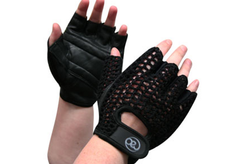 KettleBell & Workout Gloves Mesh Gloves