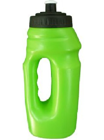 Class and Running ultra-Green drinks bottle