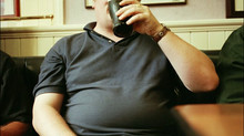 Most 40+ adultsare fat & drink to much 😱