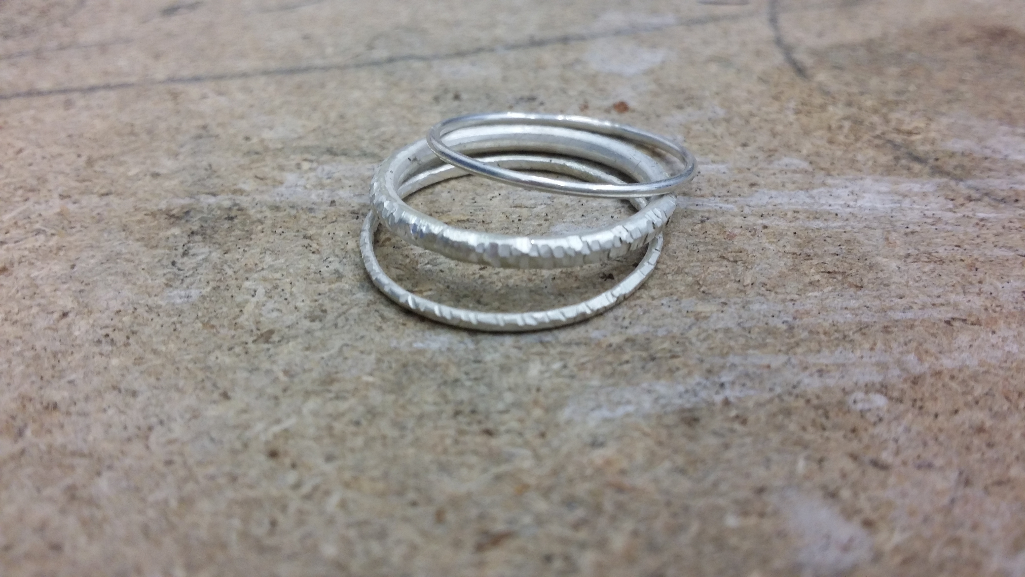 Stack rings - intermediate