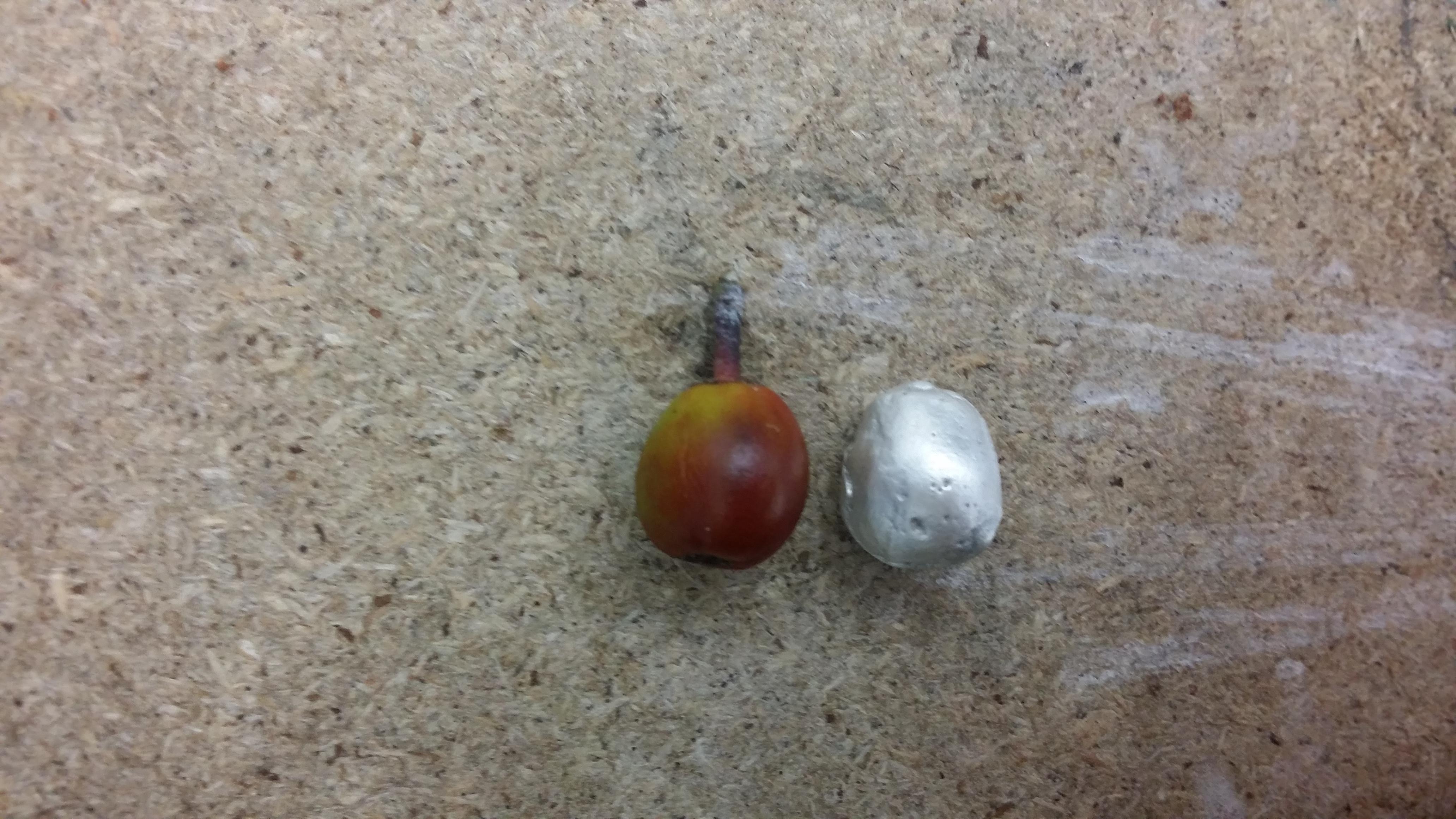 Berry casting - intermediate
