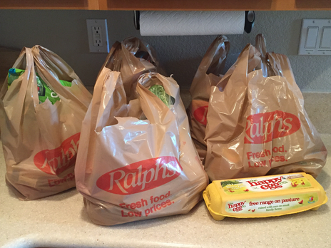 Grocery Deliveries in San Diego